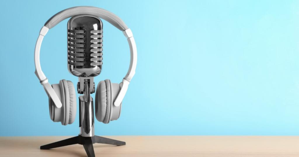 Onze 6 favoriete podcasts